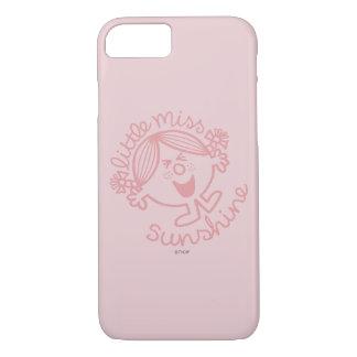Coque iPhone 8/7 Petite Mlle excitable Sunshine