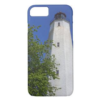 Coque iPhone 8/7 Phare de crochet de Sandy pour l'iPhone