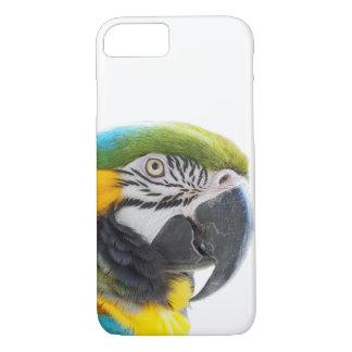 Coque iPhone 8/7 Photo exotique animale tropicale d'ara de