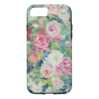 Coque iPhone 8/7 Pierre roses 2 de Renoir un |