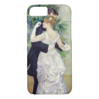 Coque iPhone 8/7 Pierre une danse de Renoir | dans la ville