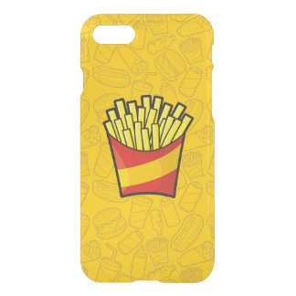 Coque iPhone 8/7 Pommes frites