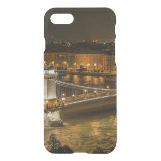 Coque iPhone 8/7 Pont à chaînes de Budapest