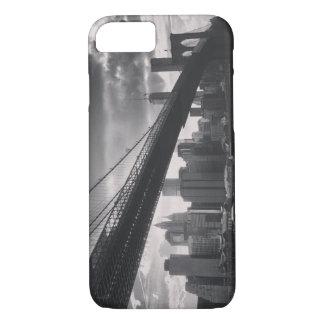 Coque iPhone 8/7 Pont de Brooklyn | Brooklyn, New York