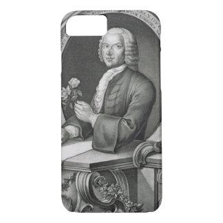 Coque iPhone 8/7 Portrait de 1710-70) engrav de Georg Dionysius