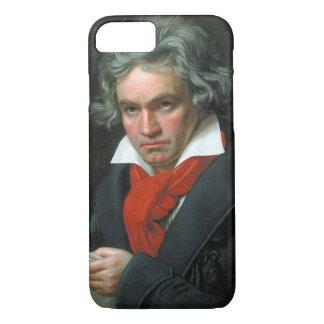 Coque iPhone 8/7 Portrait de Beethoven