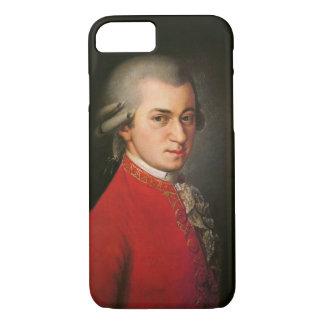 Coque iPhone 8/7 Portrait de Mozart