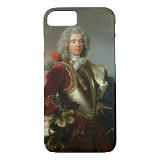 Coque iPhone 8/7 Portrait de prince Jacques 1er Grimaldi (huile sur