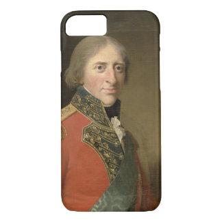 Coque iPhone 8/7 Portrait d'un homme (huile sur la toile)