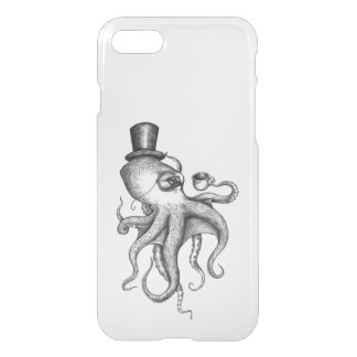 Coque iPhone 8/7 Poulpe chic