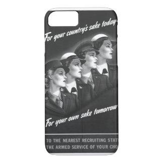 Coque iPhone 8/7 Pour l'image today_War du saké de votre pays