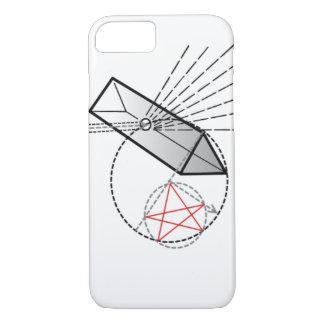 Coque iPhone 8/7 Prisme géométrique (plutôt) - Iphone 8/7 cas