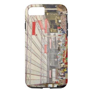 Coque iPhone 8/7 Produit colonial dans la grande exposition de