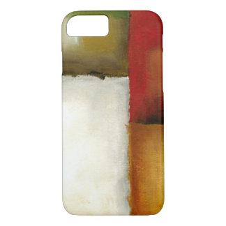 Coque iPhone 8/7 Quatre rectangles colorés par Chariklia Zarris