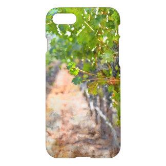 Coque iPhone 8/7 Raisins sur la vigne dans Napa Valley la