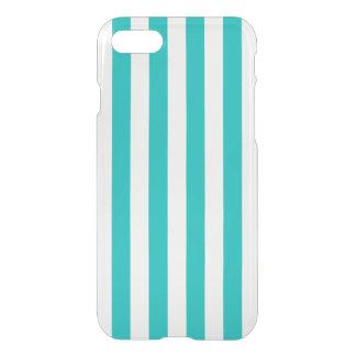 Coque iPhone 8/7 Rayures verticales d'Aqua