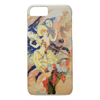 Coque iPhone 8/7 Reproduction d'a pour une pantomime, 1891 (Co