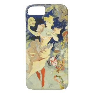 """Coque iPhone 8/7 Reproduction de """"La Danse"""", 1891 (litho)"""