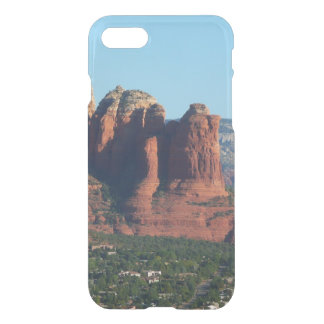 Coque iPhone 8/7 Roche I de pot de café dans Sedona Arizona