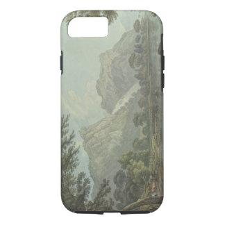 Coque iPhone 8/7 Roches de Lodore - chute et distance de cottage