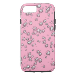 Coque iPhone 8/7 Rose paisible