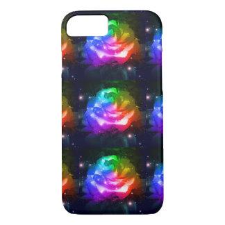 Coque iPhone 8/7 Roses et étoiles