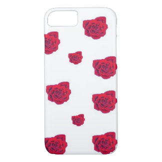 Coque iPhone 8/7 Roses rouges