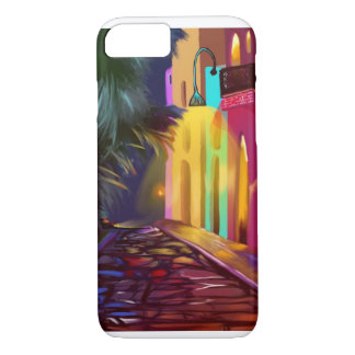 Coque iPhone 8/7 Rue du Cuba