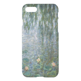Coque iPhone 8/7 Saules pleurants de nénuphars de Claude Monet |