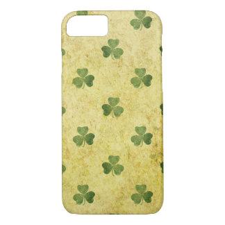 Coque iPhone 8/7 Shamrock de St Patty