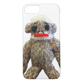 Coque iPhone 8/7 Singe de chaussette