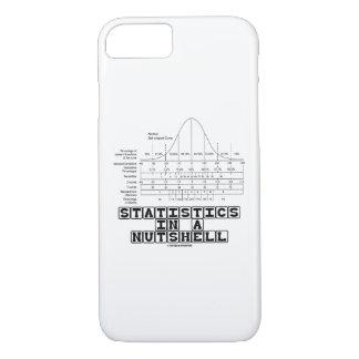 Coque iPhone 8/7 Statistiques dans une aide-mémoire de stat de