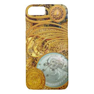 Coque iPhone 8/7 Steampunk - cas de l'iPhone 4 à peine là