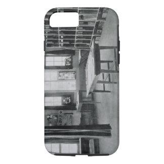 Coque iPhone 8/7 Studio en verre de peinture, des ateliers du B