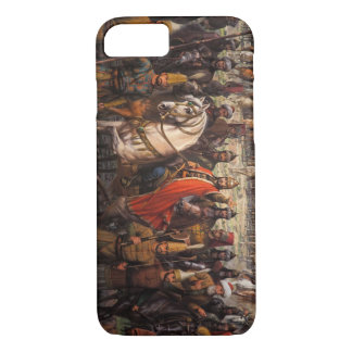 Coque iPhone 8/7 Sultan Mehmed d'empire de tabouret