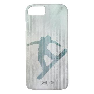 Coque iPhone 8/7 Surfeur de femme