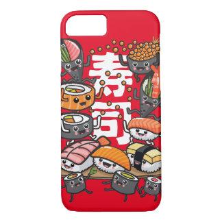 Coque iPhone 8/7 Sushi