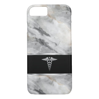 Coque iPhone 8/7 Symbole professionnel médical de caducée