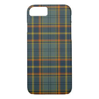 Coque iPhone 8/7 Tartan d'Irlandais du comté d'Antrim