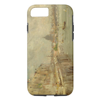 Coque iPhone 8/7 Terrasse de Chambre de Somerset du pont de