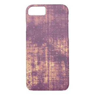 Coque iPhone 8/7 Texture grunge Xtreme dur d'abrégé sur cru