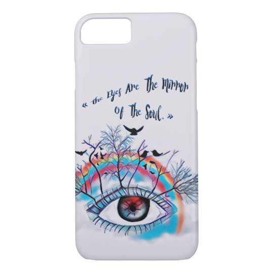 Coque iPhone 8/7 The Eyes