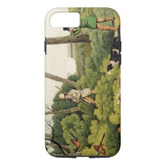 "Coque iPhone 8/7 ""Tir de faisan"", pub. par Thomas McLean, 1820 ("