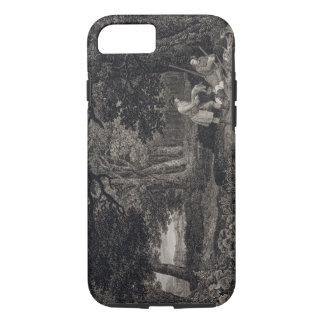 Coque iPhone 8/7 Tir, plat 4, gravé par William Woollett (1