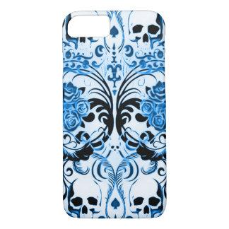 Coque iPhone 8/7 Tisonnier astral de crâne de Skully