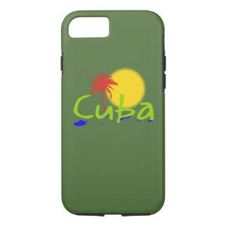 COQUE iPhone 8/7 TROPIQUES DU CUBA