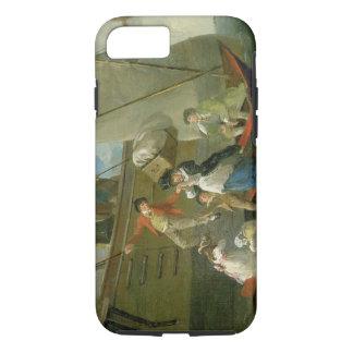 Coque iPhone 8/7 Un marin marié adieu, c.1800 (huile sur le