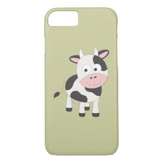 Coque iPhone 8/7 Vache mignonne