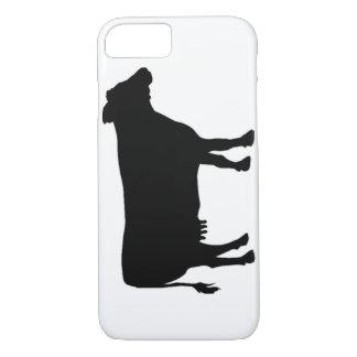 Coque iPhone 8/7 Vache noire
