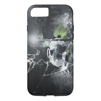 Coque iPhone 8/7 Verre cassé
